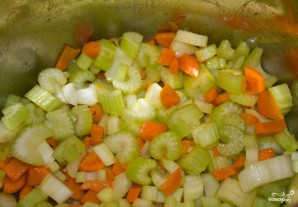 Суп-пюре из фасоли - фото шаг 3