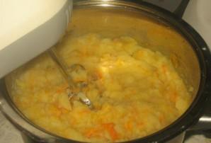 Картофельное пюре с морковью - фото шаг 5