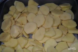 Куриные голени в сметане с картошкой - фото шаг 2