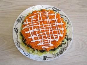 Вегетарианская селедка под шубой - фото шаг 5