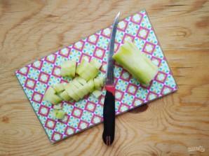 Салат с авокадо и кукурузой - фото шаг 2