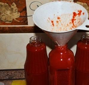 Пюре из помидоров - фото шаг 5