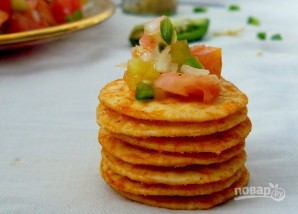 Эфиопский помидорный салат - фото шаг 5