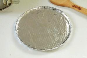 Пирог с фаршем на сметанном тесте - фото шаг 7