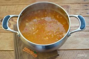 Цыганский острый суп - фото шаг 11