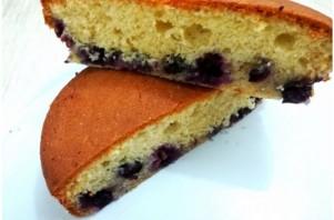 Пирог с виноградом - фото шаг 4