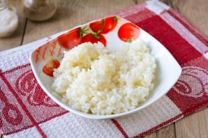 Котлеты с капустой и рисом - фото шаг 3