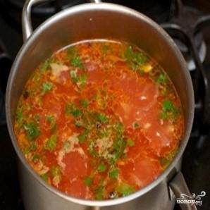 Суп из индейки - фото шаг 6