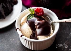 Шоколадный ганаш на красном вине - фото шаг 5
