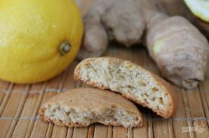 Песочное имбирное печенье - фото шаг 10