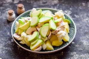 Овощное рагу с кабачками и фасолью - фото шаг 5