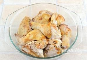 Курица в молоке - фото шаг 5