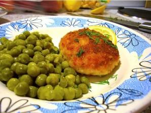 Куриные зразы с сыром - фото шаг 6