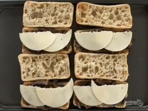 Вегетарианские французские сэндвичи - фото шаг 9