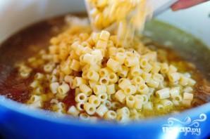 Итальянский куриный суп - фото шаг 6