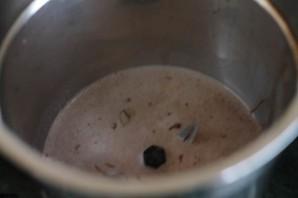 Кефир с какао - фото шаг 3
