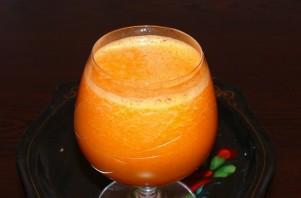 Сок из тыквы и моркови на зиму - фото шаг 5