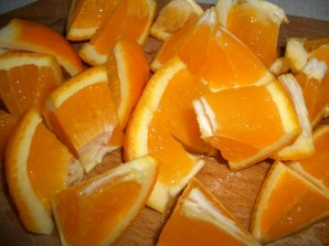 Квас из апельсинов - фото шаг 1