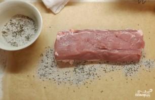 Засолка мяса - фото шаг 2
