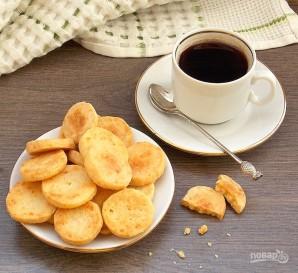 Коктейльное сырное печенье - фото шаг 9