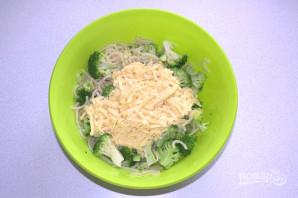 Запеканка из макарон с брокколи - фото шаг 8