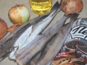 Рыба, жаренная по-русски - фото шаг 1