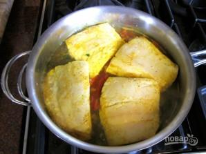 Рыба с соусом по-мароккански - фото шаг 2