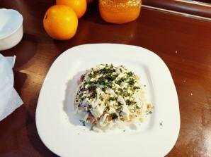 "Салат с куриным филе ""Рандеву"" - фото шаг 11"