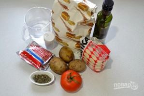 Итальянские булочки - фото шаг 1