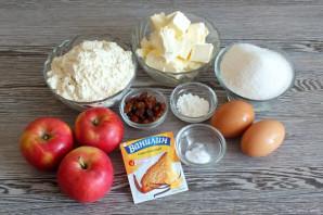 Датский яблочный пирог - фото шаг 1
