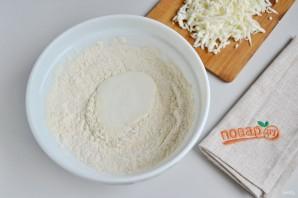 Диетические йогуртовые булочки - фото шаг 3