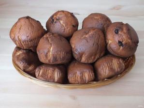 Кексы с шоколадными каплями - фото шаг 8