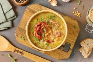 Гороховый суп по-немецки - фото шаг 10