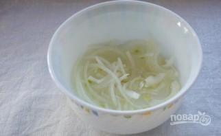 Салат с куриной копченой грудкой простой - фото шаг 1