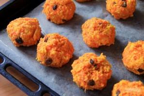 Морковное печенье с кунжутом - фото шаг 5