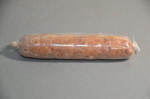 Рыбная колбаса - фото шаг 13