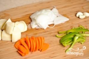 Суп с мясными фрикадельками - фото шаг 5