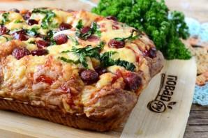 Быстрая пицца (мастер-класс) - фото шаг 7