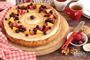Пирог из мягкого творога - фото шаг 13