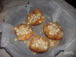 Карамелизированные персики - фото шаг 3