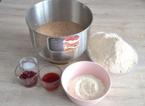 Вишневый хлеб - фото шаг 9