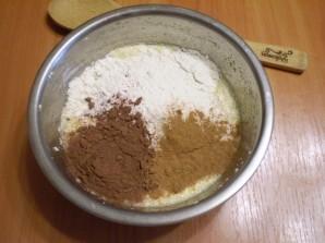 Открытый пирог с грушами - фото шаг 4