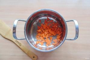 Гречка со шпинатом - фото шаг 2