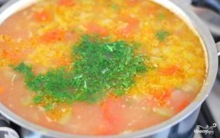 Перловый суп - фото шаг 7