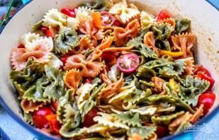 Итальянский салат - фото шаг 4