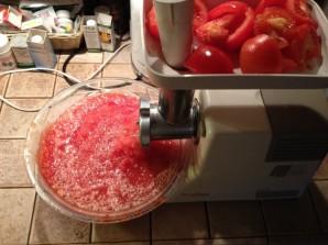 Грузди, соленые в томате - фото шаг 1