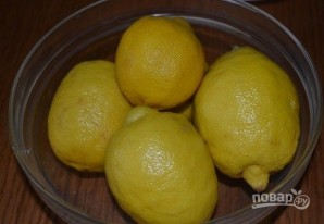 """Ликер """"Лимончелло"""" - фото шаг 1"""