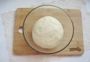Дрожжевой пирог со сливами - фото шаг 6