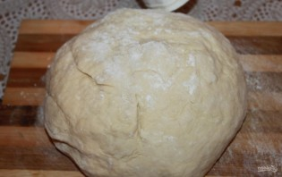 Дрожжевое тесто без опары - фото шаг 8