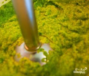 Суп-пюре из брокколи и шпината - фото шаг 3